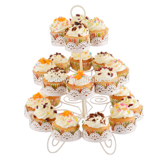 3 tier cake stand Customized and wholesale cake stand