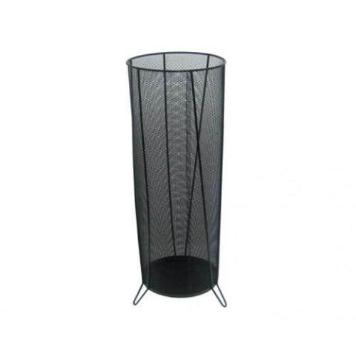Custom Design Home hotel black cheap metal mesh iron wire umbrella holder