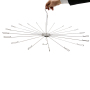 The New Suitable for Barbershop Large Area Drying Towels Umbrella Design Rod Cloth Hanger