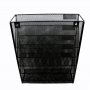 Wideny Office school household storage document wire metal mesh wall mount mounted hanging file organizer for office holder