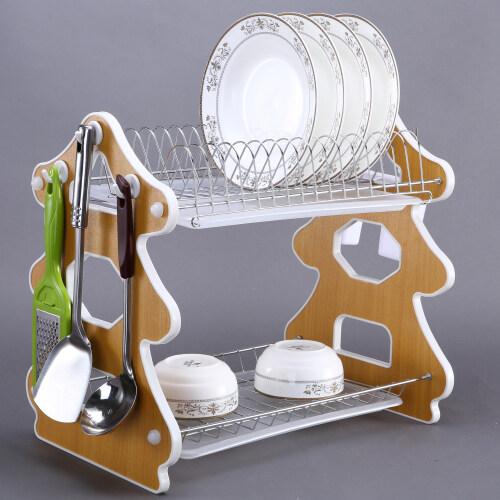 New Design tree shapes Kitchen Accessories Hot Air Dish Dryer Dish Dryer Rack Mini Dish Rack