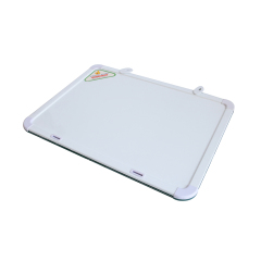 School Office Use High Quality Erasable Roll Material Double-sided Magnetic Mobile Writing Memo Foldable Whiteboard