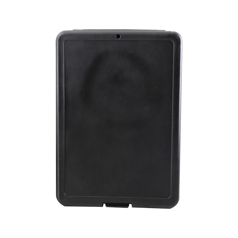 customized colorful folder waterproof storage menu plastic clipboard for restaurant