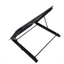 Portable Adjustable Metal Mesh Table Vented Mount Cooling Foldable Monitor Laptop Desk Stand