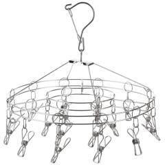 Doll Clothes Hangers 18 Inch Dolls Top Women Bra Space Stainless Steel Organizer Cloth Hanger