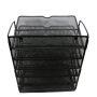 new arrive metal rack accordion desk step pocket all office hanging file organizer box