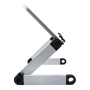 360 Degree Adjust Height Portable Desk Table Foldable Adjustable Pad Laptop Stand for Home Working Bed Sofa Computer Holder
