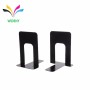 office and home Metal Book end Sets One Pairs Kids Book Stand Iron Silver Bookends Display