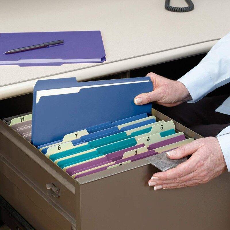 custom b4 size zipper stick pressboard classification certificate plastic file folder