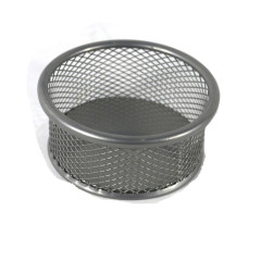wholesale customize Office supply powder coated desk stationery welding metal wire mesh memo clip holder