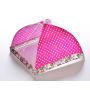 Wholesale Foldable Colourful Outdoor Pop Up Decor Large Mesh Screen Food Cover Tent