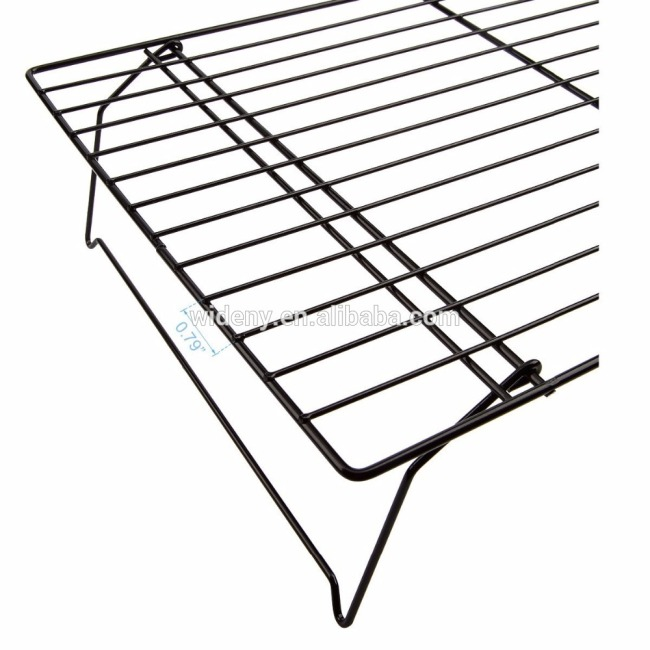 Widney bread display food cookie candy wire metal steel stainless steel grid baking bakery cooling rack