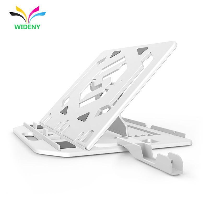 2020 Laptop Stand 360 Rotatable Notebook Base Holder Portable Mount Office School Home Laptop Computer Foldable Stand