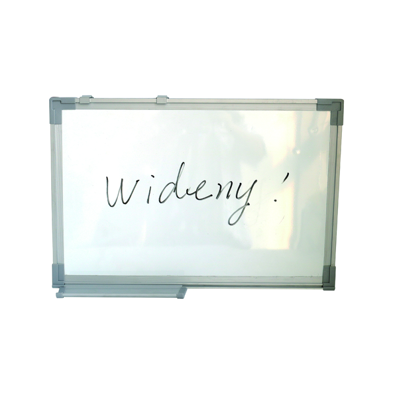 Dry Erase Magnetic Whiteboard/ Writing board/ Small White Hanging Message Scoreboard for Home, Office and School