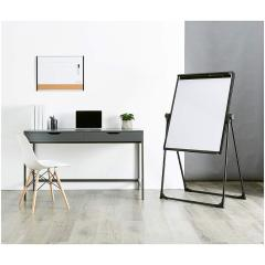 Wideny office school accessories flooring dry erase board ABS corner magnetic interactive meeting writing white board