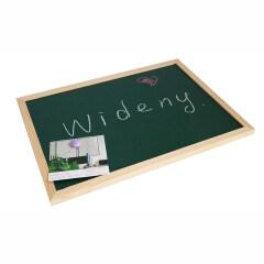 Office Home Use Dry Erase Magnetic Whiteboard/ Writing board/ Green Board  Wooden Frame Message Scoreboard Whiteboard Markers
