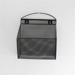 Wideny supplier office mesh iron Desk  wall mounted hanging magazine holder metal storage holder organizer