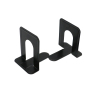Wideny adjustable simple design home office library T shape book holder metal bookend