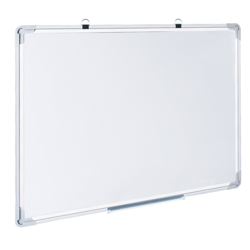 High Quality Normal Magnetic 120*180 CM Magnetic Wipe Writing Message Classroom White board In Aluminum Frame