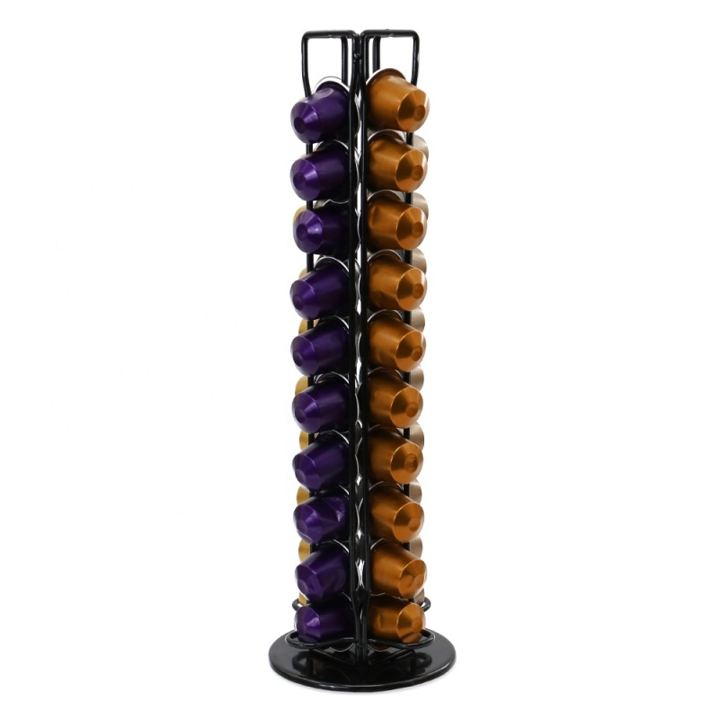 Cheap Dolce Gusto Coffee Capsule Rack Dispenser Tower Stand Coffee Capsules Holder