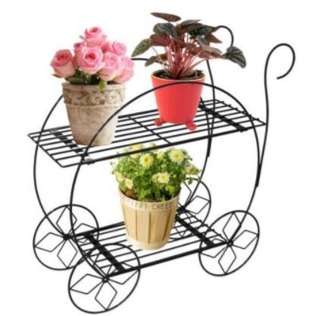 Manufacture High Quality Centerpiece Wedding Decoration Artificial Iron Garden Plant Flower Stand