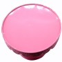 Wideny household Party Metal plate pink iron home apply bread Candy Cup cake Cupcake wedding cake stand