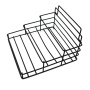 Newest Amazon Hot Sale Folding Eco-friendly 1 Layer with Drip Tray Kitchen Dish Drying Rack