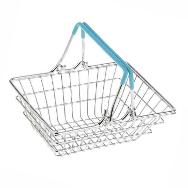 2019 Factory Supply Iron Basket Wire cloth fruit Storage Basket for storage fruit basket