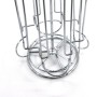 360 Spins Degrees Saves Space Holds up to 40 Pods Ideal Nespresso Coffee Capsule holder for Home Kitchen or Office Breakroom Use