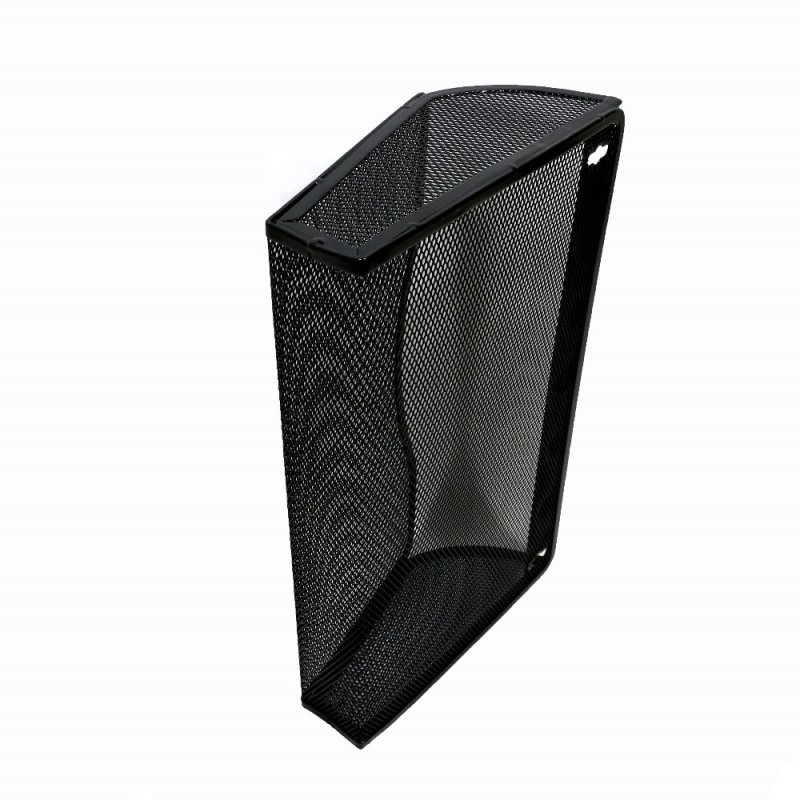 Wideny Office school mesh mount mounted hanging file wall organizer metal