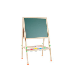 Wholesale Customized Size Wood Stand Flexible White Board Sheet Dry Erase Drawing Doodling Form School White Board for Kids