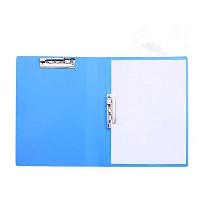 new design a4 hard cover 2 hole ring binder manila paper jute file folder