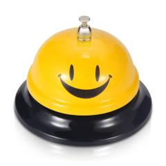 wholesale supply Custom Hotel Service School Kitchen Table metal Novelty Ring Counter Bell