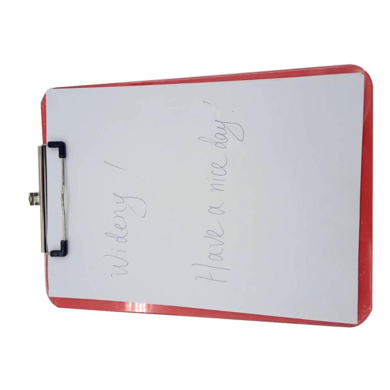 Amazon hot sale School office A4 plastic Writing Clipboard