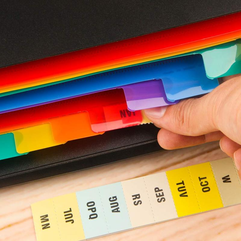 2019 presentation hard cover a4 size paper hanging plastic expanding file folder