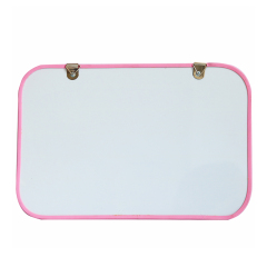 Wholesale Popular Convenient outdoor 40*60cm flexible pink color magnetic portable interactive whiteboard use wall sticker