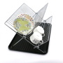 Kitchen Storage Organization Holder Stainless Steel Wall Mount Dish drying Drainer Rack with Spice Jar Iron Dish Rack