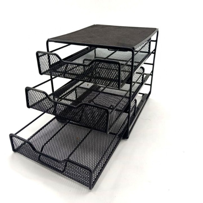 WIDENY k cup Counter Desk Nespresso Capsule Drawer Holds 40 Nespresso Capsules dolce gusto drawer