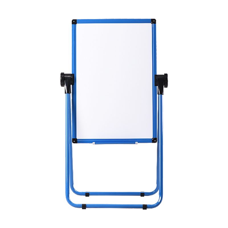 U-type Can Flipped Paper Clip Training Board Vertical Lifting Paper Hanging Double Sided Magnetic Home White Board for Classroom