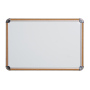 Cheap Trace Board Interactive Mini Accessories Gold Color Frame Moving Flexible Magnetic Dry Erase Whiteboard with Handle