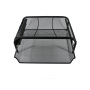 Wideny wholesale desktop multi-functional office stationery metal mesh computer desk with drawer