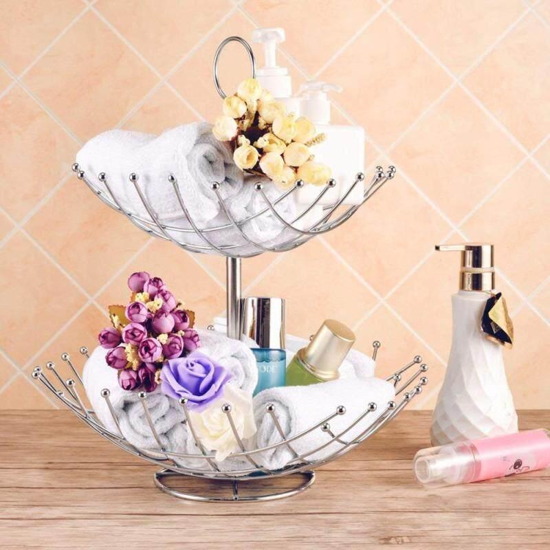 living room fruit dish fashion candy holder creative metal wire fruit bowl basket