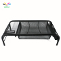 Wideny wholesale desktop multi-functional office stationery metal mesh laptop stand