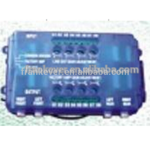 8way hi/low impedance adjustable converter
