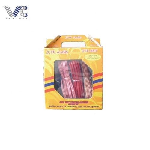 2channel amplifier car wiring kits