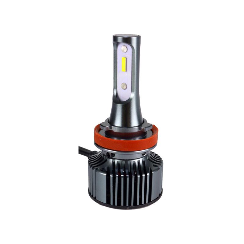 2020 Newest Mini size LED Headlight Car Bulbs 28W 2800Lm H1 H3 H4 H7 H8/H11 9005/9006 9012 881 5500K-6000K Automotive Lighting