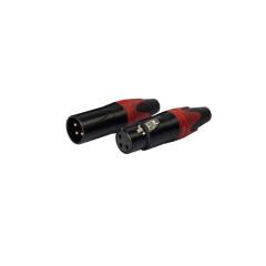 Microphone connector female 3pin microphone XLR plug male