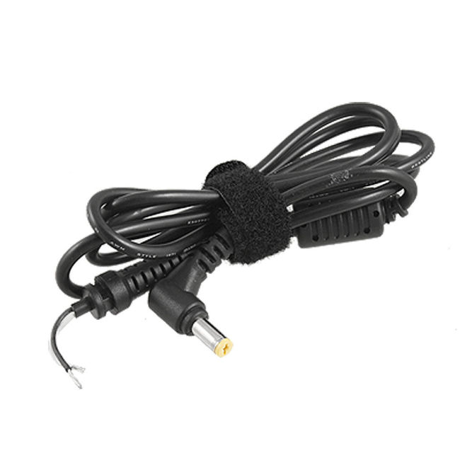 DC Power Cable with plug for Laptop