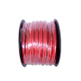 super soft flexible frosted OFC 0awg 0ga amp power cable ground power battery cable for car audio 15M Spool