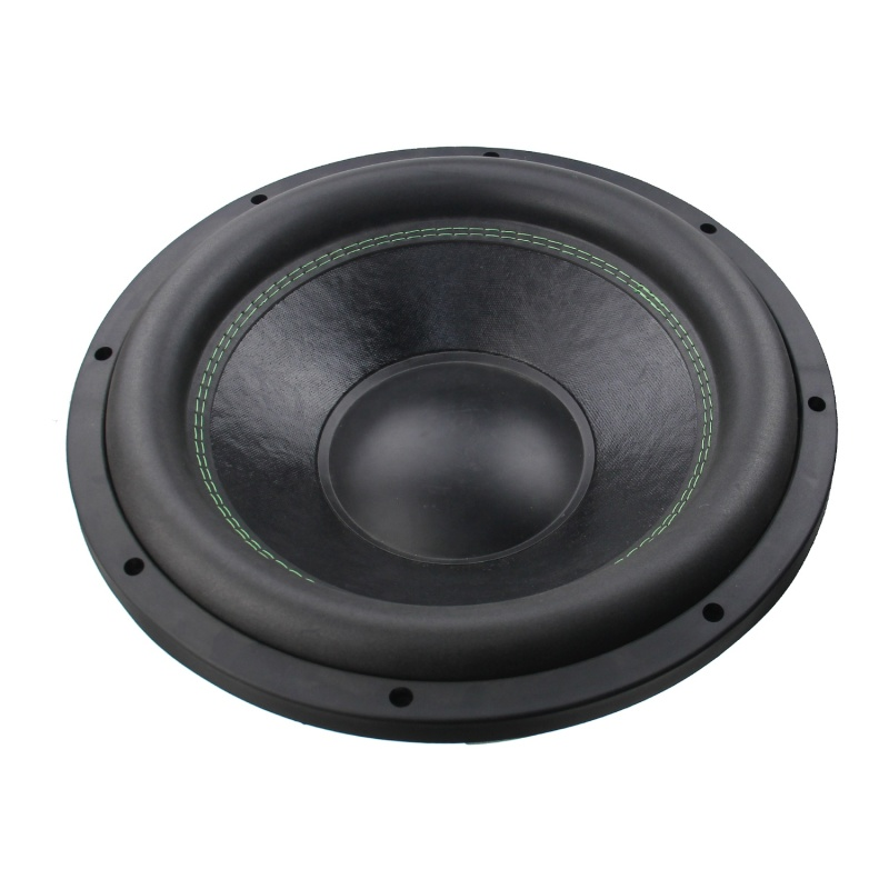 Audio subwoofers factory audio 15 inch car subwoofer RMS 1500W subwoofer fiber paper